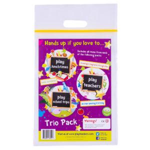 play teachers trio package