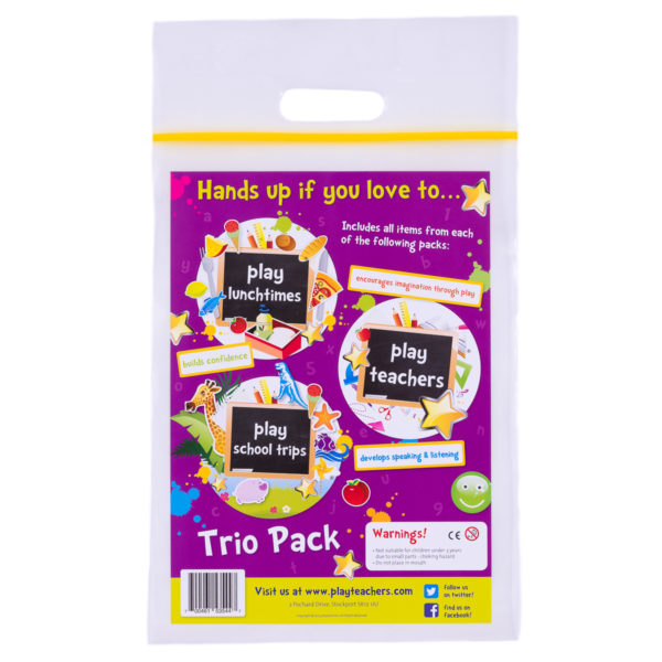 play teachers trio package