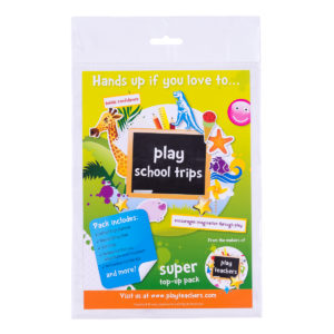 play school trips front cover