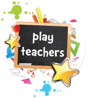 Playteachers logo